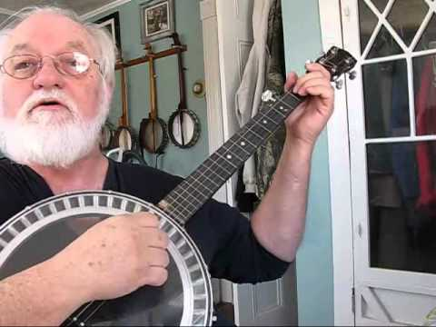 fast banjo - This isn't a very good banjo lesson, but none of them are.. hahaha.