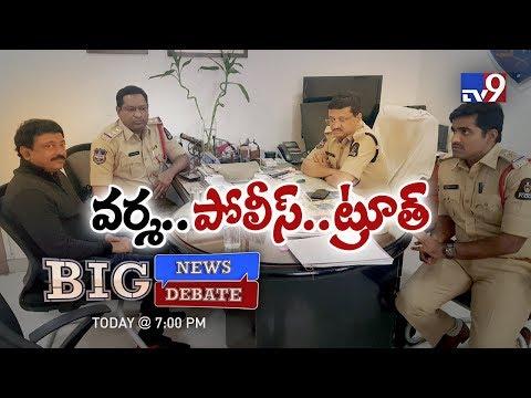 Full Video : TV9 Rajinikanth Interrogates RGV on GST Controversy - Big News Big Debate (видео)
