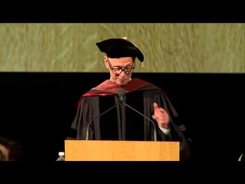 JOHN WATERS Delivers Awesome Commencement Speech