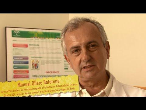 Video presentacion del Curso Avanzado de Atención Integrada a Pacientes con Enfermedades Crónicas por el Dr. Manuel Ollero Baturone - hqdefault