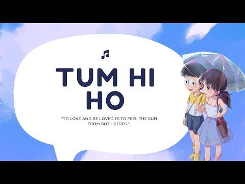 Video Aashiqui 2 Song | Nobita Shizuka | Tum Hi Ho | Shraddha Kapoor | Palak Muchhal | Animated 2018 download in MP3, 3GP, MP4, WEBM, AVI, FLV January 2017