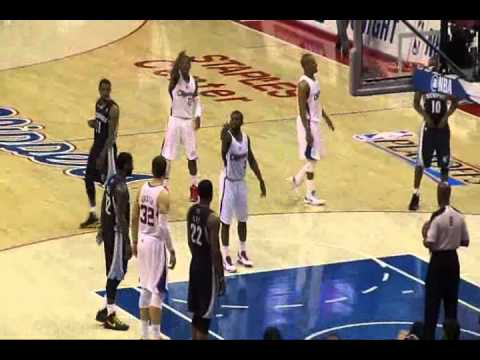 Rudy Gay's 3-Pointer vs. Clippers