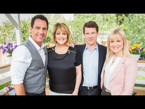 Home & Family - Eric Mabius & Kristin Booth on their new series 'Signed, Sealed, Delivered'