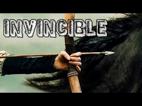 Invincible || Mounted Archery Music Video || (видео)