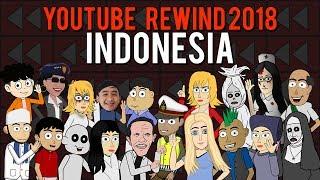 Video YouTube Rewind 2018 Indonesia Animasi | Warganet Life Official MP3, 3GP, MP4, WEBM, AVI, FLV Januari 2019