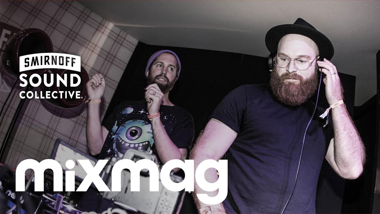 Andhim - Live @ Mixmag Lab 80's Set 2015