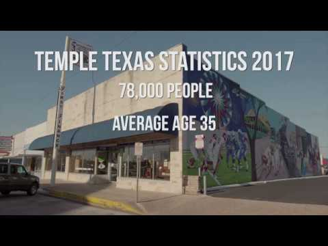 About Temple Texas  |  Temple Chamber of Commerce