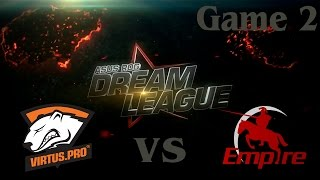 Virtus.Pro vs Empire, game 2