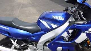 10. 2001 Yamaha YZF600R For Sale YZF600 YZF 600 R