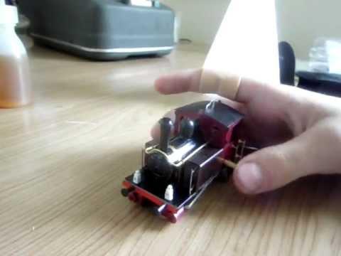 Hielscher B4 Rangierlokomotive