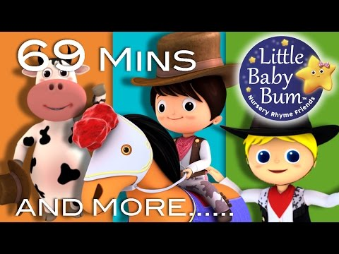 Little Baby Bum | Yankee Doodle | Nursery Rhymes for Babies | Songs for Kids