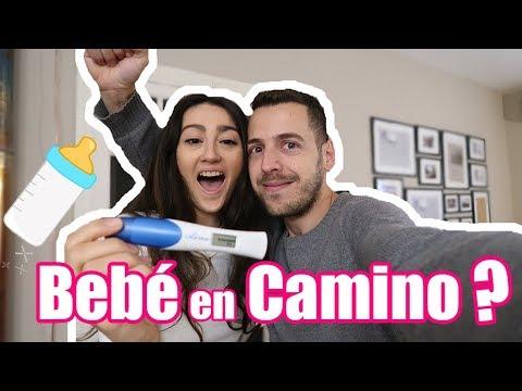TEST DE EMBARAZO EN DIRECTO | Prueba de embarazo