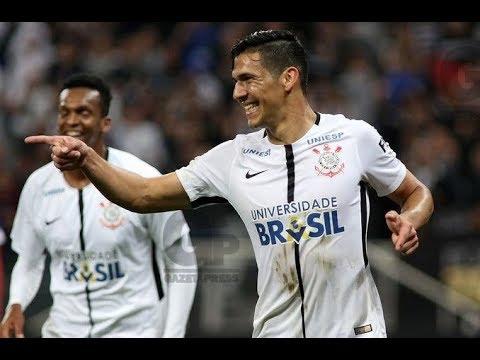 Gol de Fabián Balbuena para Corinthians