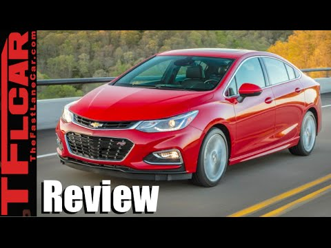 2016 Chevy Cruze Review: Can the new Cruze Compete with the Civic