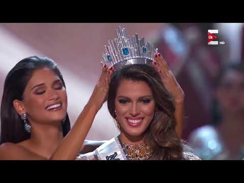 ملكة جمال الكون: مسابقة الجمال مثل فيلم سينمائي..و زيارة مصر هدف كل شخص