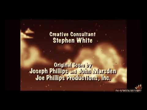 Barney's First Adventures Credits in Brown