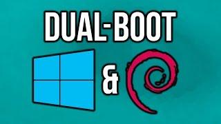 Video How to Dual-Boot Windows 10 and Debian 8 Jessie MP3, 3GP, MP4, WEBM, AVI, FLV Juni 2018
