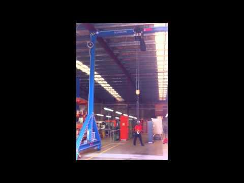 Phoenix Lifting Gantry Crane System