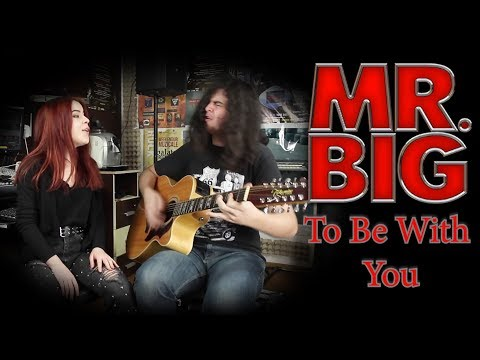 "Mr. Big  ""To Be With You"" Cover by Andrei Cerbu"