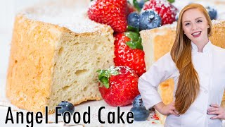 How to Make Angel Food Cake by Tatyana's Everyday Food