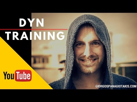 Dynamic Apnea Training   Giorgos PANAGIOTAKIS   13