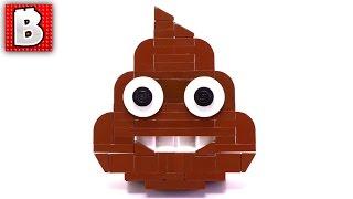 This build was inspired by Iain Heath's original Pile of Poo Emoji MOC. Check him out here on flickr: https://www.flickr.com/photos/ochre_jelly/with/29881984315/Subscribe for more Lego set unboxing! ► https://www.youtube.com/channel/UCrhb3SP2lZBgguLHIWWuHOQ?sub_confirmation=1Instagram https://www.instagram.com/brick.vault/Twitter https://twitter.com/LegoBrickVaultFacebook https://www.facebook.com/BrickVaultMore Lego Videos!Lego Custom Builds MOC: https://www.youtube.com/playlist?list=PLHttrZC-uXId_7-1AhYBkkNui7p121ph1Lego How To: https://www.youtube.com/playlist?list=PLHttrZC-uXIe6rGzvUYHNv8kYo6djHtZSLego Holiday Sets:https://www.youtube.com/playlist?list=PLHttrZC-uXId4mSi7xwisu0Ab9ZLgwB5zLego Minecraft Sets: https://www.youtube.com/playlist?list=PLHttrZC-uXIcyrM1-uXK7EKW46bnGlY3RLego Dimensions: https://www.youtube.com/playlist?list=PLHttrZC-uXIcGiZC7Mja3PWnncfmIl4FULego Star Wars Sets: https://www.youtube.com/playlist?list=PLHttrZC-uXIfkmR_Aph5SOnXaz2TLnthzLego Batman Sets: https://www.youtube.com/playlist?list=PLHttrZC-uXIdJD40n6C3BWenlAhP-hukPLego Technic Sets: https://www.youtube.com/playlist?list=PLHttrZC-uXIepOnSR4riPdGy_evNVhYj5Lego Ninjago Sets: https://www.youtube.com/playlist?list=PLHttrZC-uXIcwSoQ0W7194uRIuVdYB14OLego Minifigs: https://www.youtube.com/playlist?list=PLHttrZC-uXIdqvpka7BlmdRdzcLpbspY7Lego DC Universe Sets: https://www.youtube.com/playlist?list=PLHttrZC-uXIfanWDciAjDOl9wex7rh6zDLego Marvel Universe Sets: https://www.youtube.com/playlist?list=PLHttrZC-uXIf2bgteZgl_9tR4knR7EYQDLego Bionicle Sets: https://www.youtube.com/playlist?list=PLHttrZC-uXIeRE-wuKK33PDX8Sf3NcuCyLego Scooby-Doo Sets: https://www.youtube.com/playlist?list=PLHttrZC-uXIcFlEBwDpPJjl_vZ7dMgrOhLego Creator Sets: https://www.youtube.com/playlist?list=PLHttrZC-uXIfOfSw0zUae8VPKQbPlt4aqLego Ideas Sets: https://www.youtube.com/playlist?list=PLHttrZC-uXIfLKJkj2jgdNasuqOYdgtzULego City Sets: https://www.youtube.com/playlist?list=PLHttrZC-uXIcfDtluUWXBS6K9wNf6HRx7Lego Jurassic World 