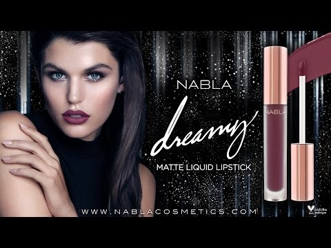 Nabla Nabla Dreamy Matte Liquid Lipstick Five O'Clock