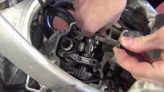 10. Dirt Bike - Valve Adjustment on 04 - 09 Honda CRF250R - Do it Properly!