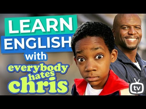 """Learn English with Everybody Hates Chris 