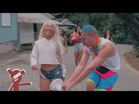 Barbie Rican ft. Jamsha - Calocha (video oficial)