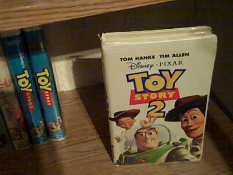 My Disney VHS Collection 2011 Edition - (Part 7)