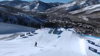 Snowboard : l'exploit de Yuki Kadono en vidéo