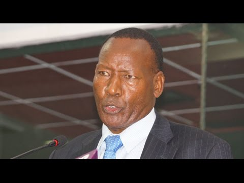 CS Nkaissery says police cells across the country to be improved