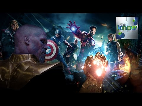 talks - Marvel Studios President, Kevin Feige, talks about Thanos maybe/maybe not being in Avengers 2 and also might have revealed the release date for Avengers 3. News By: Joey Aranda Hosted By:...