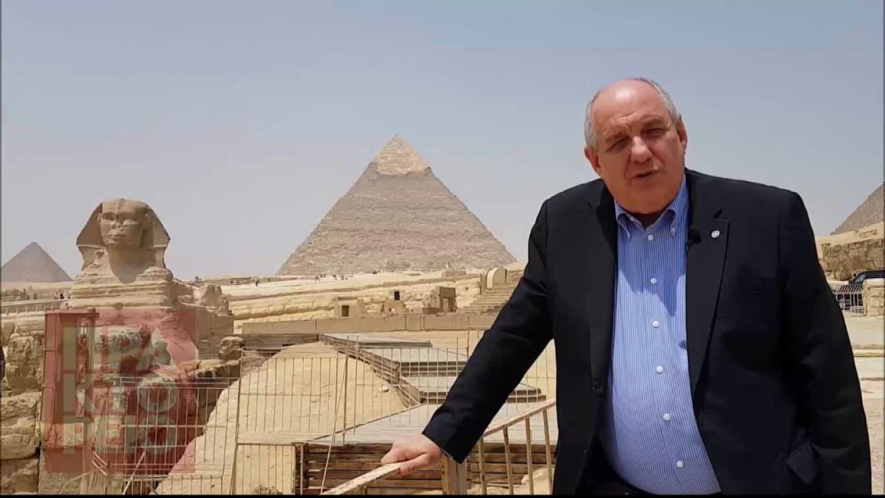 Τ. Κουίκ: « Η Αίγυπτος είναι μια ασφαλής χώρα για τους τουρίστες όλου του κόσμου»