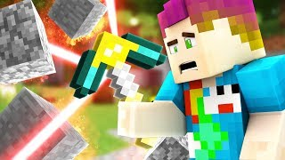 THIS PICKAXE HAS LAZERS?! - Candy Prison #3