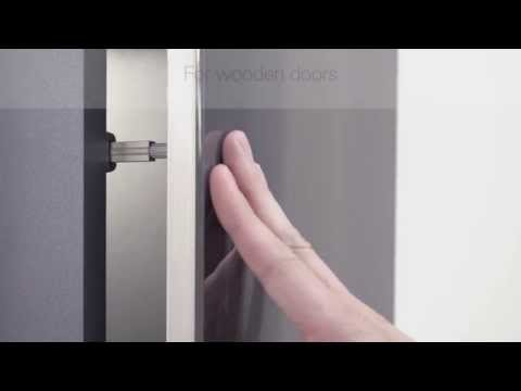 Titus Push Latch - Push Opening System for Doors and Drawers