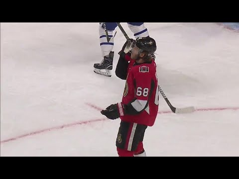 Video: Gotta See It: Hoffman tosses stick in air in frustration, scores seconds later