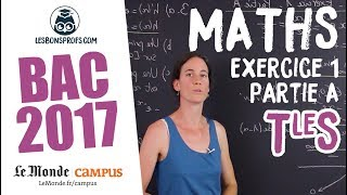 En mathématiques TS, le corrigé de l'exercice 1, partie A.Où nous trouver ?SITE DE REVISIONS LES BONS PROFS ► https://www.lesbonsprofs.com/CHAINE LES BONS PROFS SUPERIEUR ► https://www.youtube.com/channel/UCFdxIWBWur1fR_hp30HMKRAFACEBOOK ► https://www.facebook.com/Les-Bons-Profs-181074061992673/?ref=page_internalTWITTER ► https://twitter.com/lesbonsprofs?lang=frTIPEEE ► https://www.tipeee.com/lesbonsprofsINSTAGRAM ► lesbonsprofs