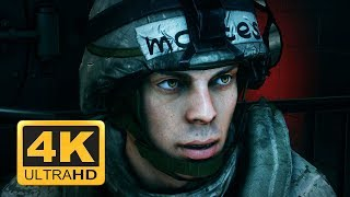 Battlefield 3 - Full Campaign Walkthrough [4K/60FPS]