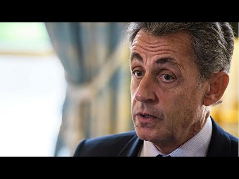 Former French President Nicolas Sarkozy in police custody: reports