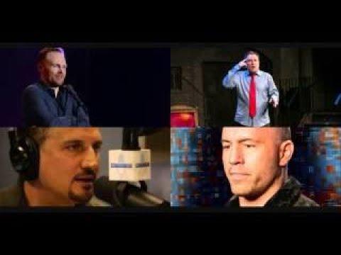 Bill Burr, Colin Quinn, Nick DiPaolo vesves Joe Rogan Radio Mash Up