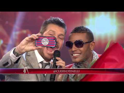 Showmatch 2014 - Peluche entró borracho y Vicky Xipolitakis tiene otro pretendiente