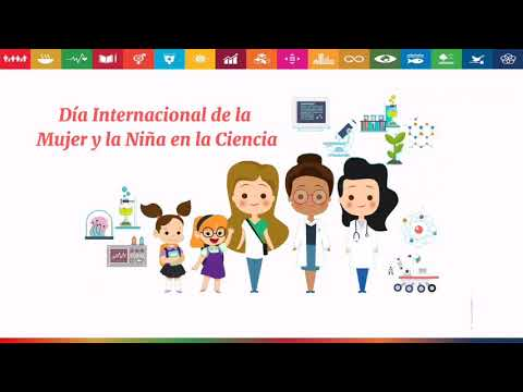 4 Mujeres científicas de México: RMJP-NR