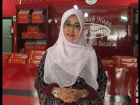 Pengusaha Muda Tercantik indonesia di Batam, Oleh-oleh Asli Batam