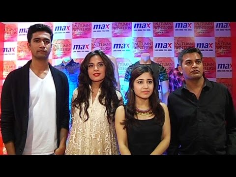 Richa Chadda Dazzles In White At The Masaan Promot