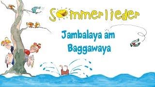 Kinderlieder Sternschnuppe - Hitzefrei - Jambalaya Am Baggawaya - Lustiges Sommerlied