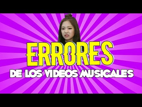 ERRORES EN VIDEOS MUSICALES #1 | ZEGEL & MEI