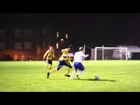 MSOC: TWU Spartans 0 UVIC Vikes 0 - Highlights - Oct. 10, 2014