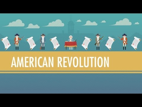 taxes - In which John Green teaches you about the American Revolution and the American Revolutionary War, which it turns out were two different things. John goes ove...